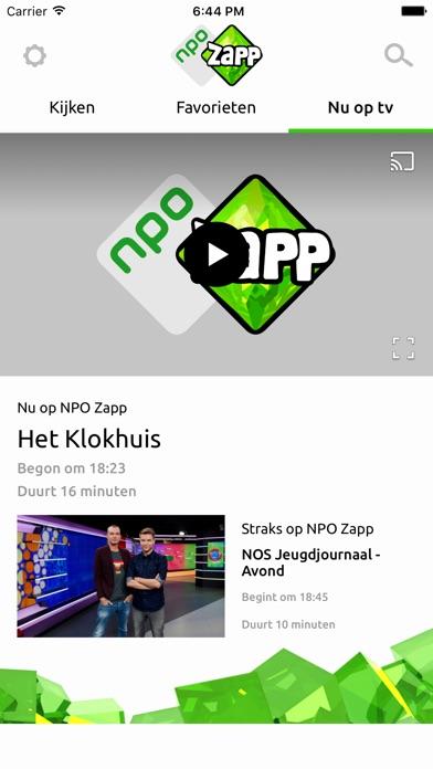 Download NPO Zapp App