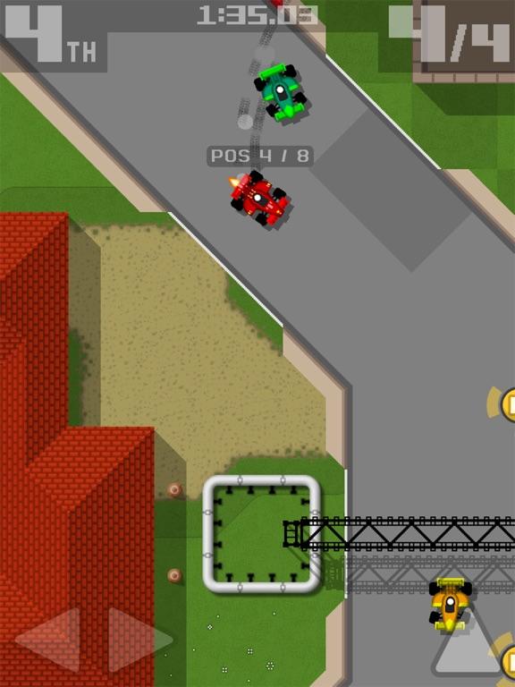 Screenshot #4 for Retro Racing
