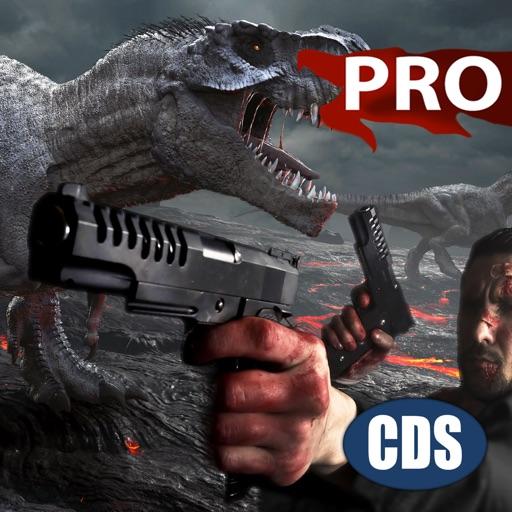 【横版动作射击】恐龙刺客