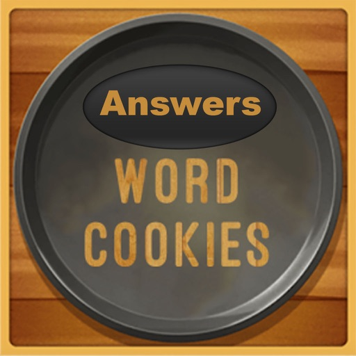Answers for Word Cookies ! iOS App