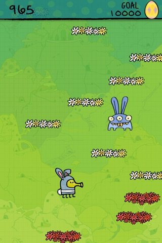 Doodle Jump Easter Special screenshot 2