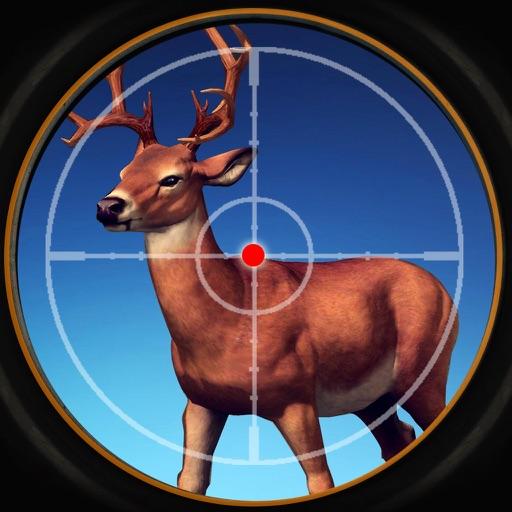 2017 Deer Hunting Season : Pro Sniper Hunter Games iOS App