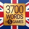Learn English Words - Gold – 3700 Cards