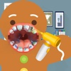 Dentist Doctor - Cookie Teeth Cleaning