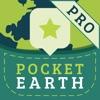 Pocket Earth PRO Offline Maps — GPS Навигация, Топографические контурные карты, Путеводители