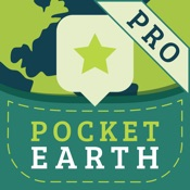 Pocket Earth PRO Offline Maps & Travel Guides
