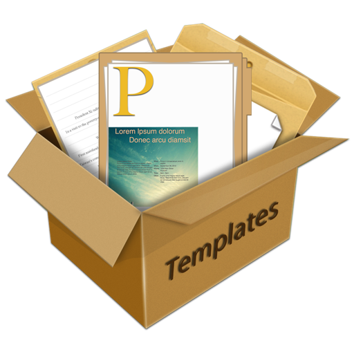 Templates for MS PowerPoint by Fututime