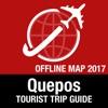 Quepos 旅遊指南+離線地圖