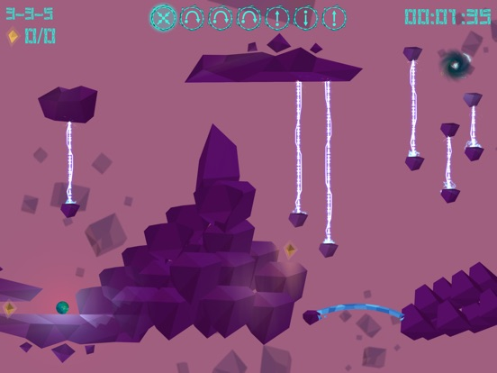 Screenshot #4 for Gravity Ball by Upside Down Bird