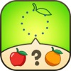Memo Challenge Guess Dizzy Fruit Animal Image