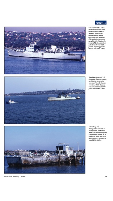 Aus Warship review screenshots