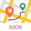 Гид по Сочи с картой города - отели, кафе, отдых