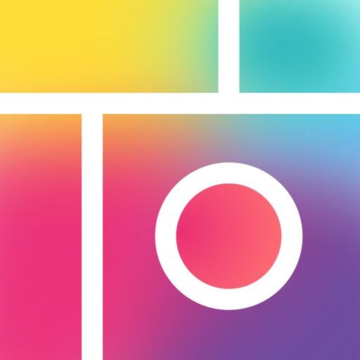 Pic Collage - 写真加工コラージュ、無料画像編集