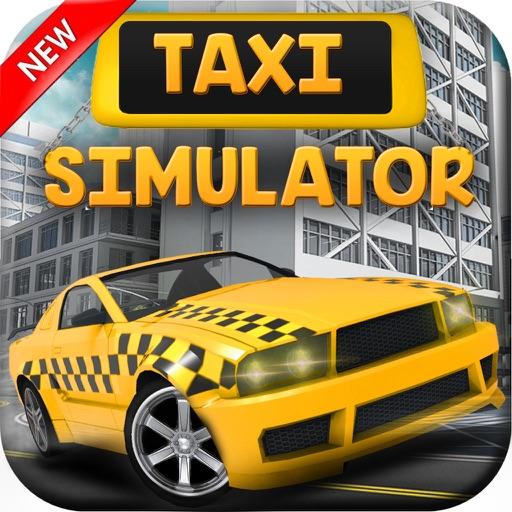Dr Taxi Real City Drive-r  Sim-ulator 3d 2017 iOS App