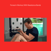 download Forearm workout with resistance bands