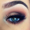Eye Makeup Design Ideas, Smokey Eye Shadows Photos