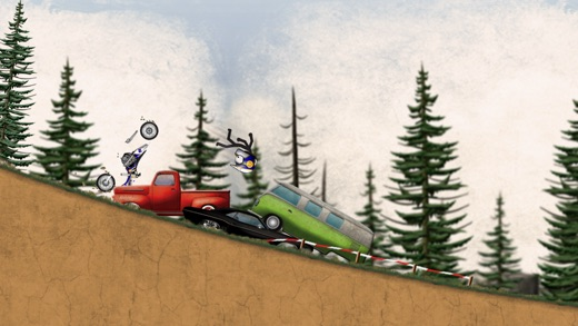Stickman Downhill Motocross On The App Store