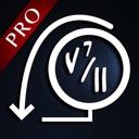 Karte der tonalen Harmonik Pro