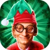 Elf Booth Face Stickers – Christmas Photo Editor