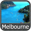 Marine : Melbourne - GPS Map Navigator