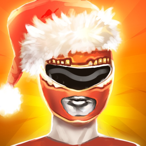 Saving Santa Claus - Power Rangers Version iOS App