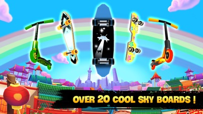 Screenshot of Skyline Skaters4