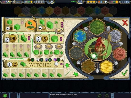 Terra Mystica Скриншоты9