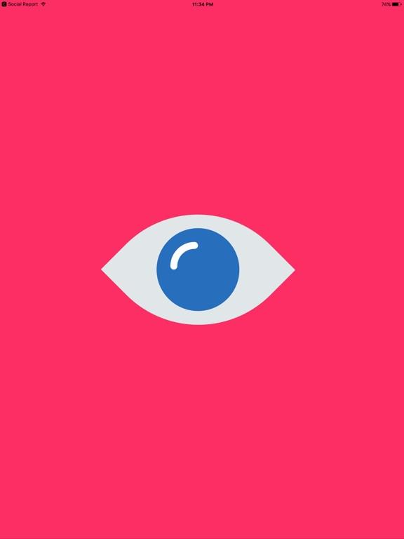 Social Analyzer - Track & Analyse Social Media screenshot