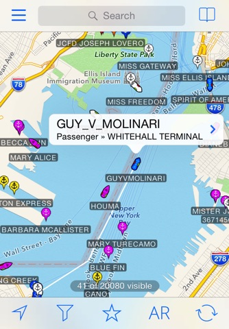 Ship Finder screenshot 3