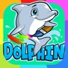 Coloring Game The Dolphin