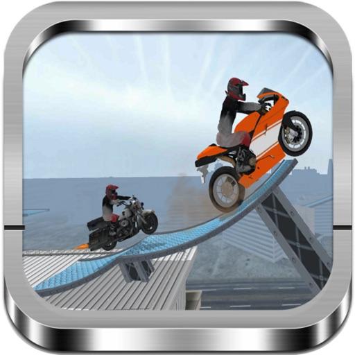 Amazing Bike Racing Stunts iOS App