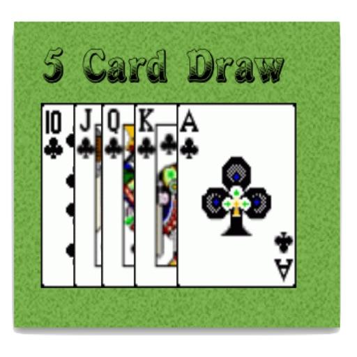 Trixidia Card Games 5 Card Draw iOS App
