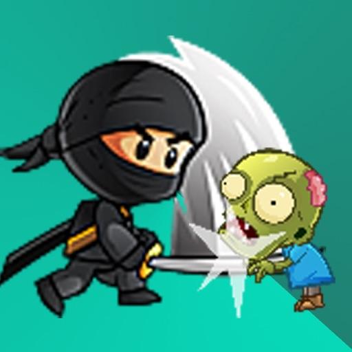 Ninja Beat Zombies - Arcade Games iOS App