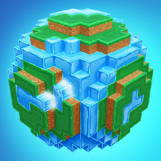 Block Craft Game App