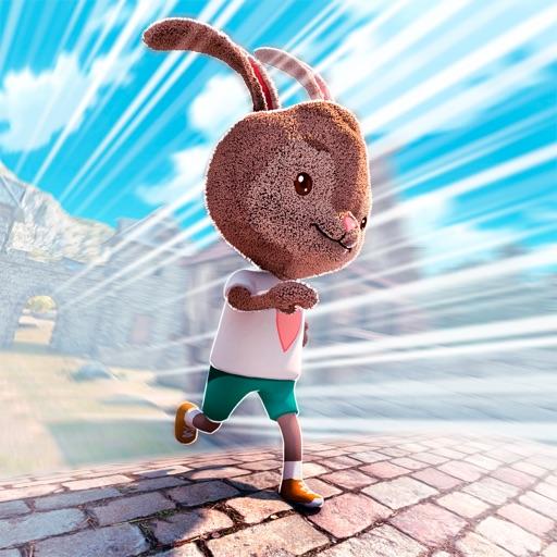 Rabbit Racing Town