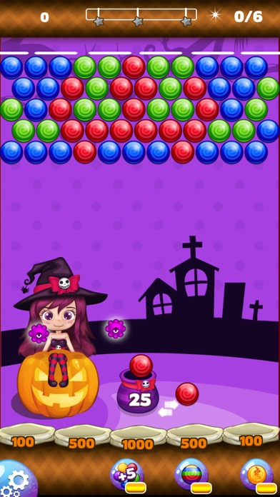 download Bubble Shooter - Halloween apps 2