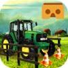 VR Farming Tractor Parking Driver - More Village build your village