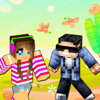 Innovative Girl & Boy Skins for MCPE & PC Edition