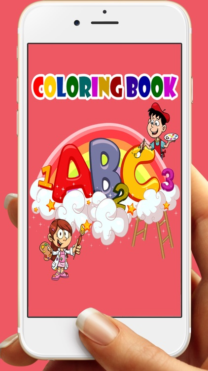 abc coloring games for kide toddlers adult free - Free Coloring Games For Toddlers