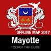 Mayotte Tourist Guide + Offline Map