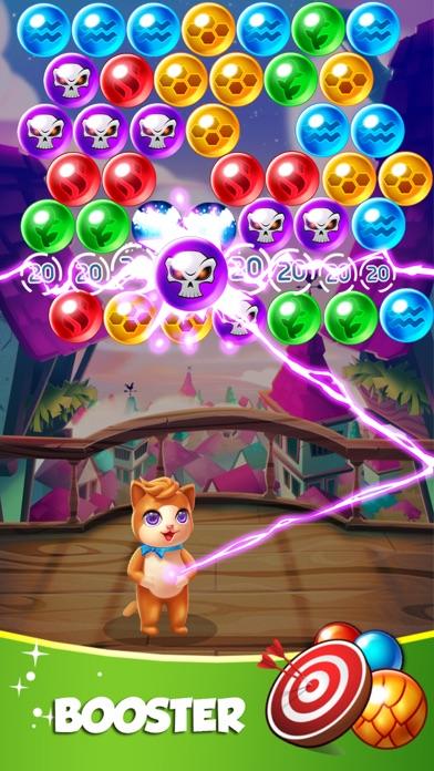 面白いバブルゲーム:  ランキング ゲーム 無料 簡単 パズル 人気 暇つぶしのスクリーンショット1