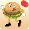 burger maker child game العاب اطفال صنع البرقر