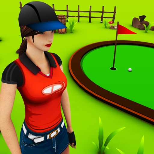 3D迷你高尔夫 Mini Golf Game 3D for iPad