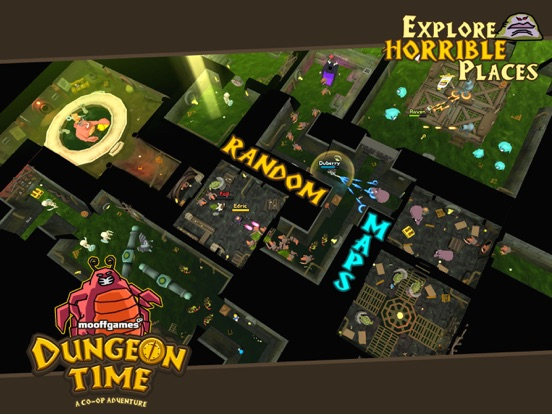 Dungeon Time Screenshot