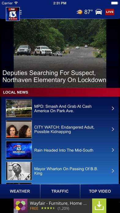 download FOX13 Memphis News apps 3