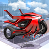 Hover Bike Driving Robot: Flying Simulator Wiki