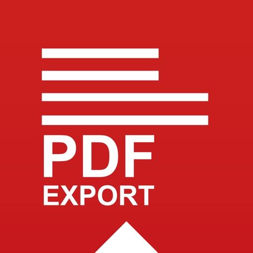 PDF 转换器:PDF Export Pro