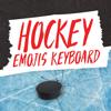 Ice Hockey Emojis Keyboards: Animated Stickers Fun