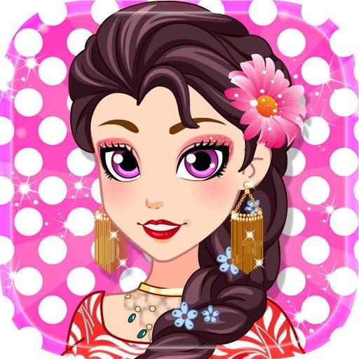 Fashion Princess - Makeover Salon Games