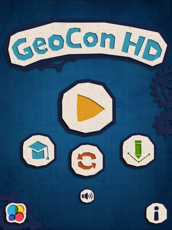 几何 :GeoCon HD